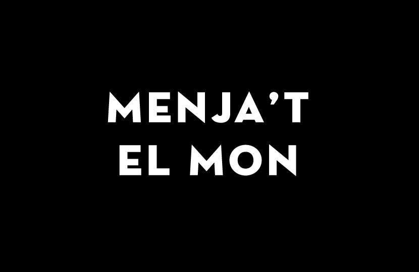 MENJA'T EL MON