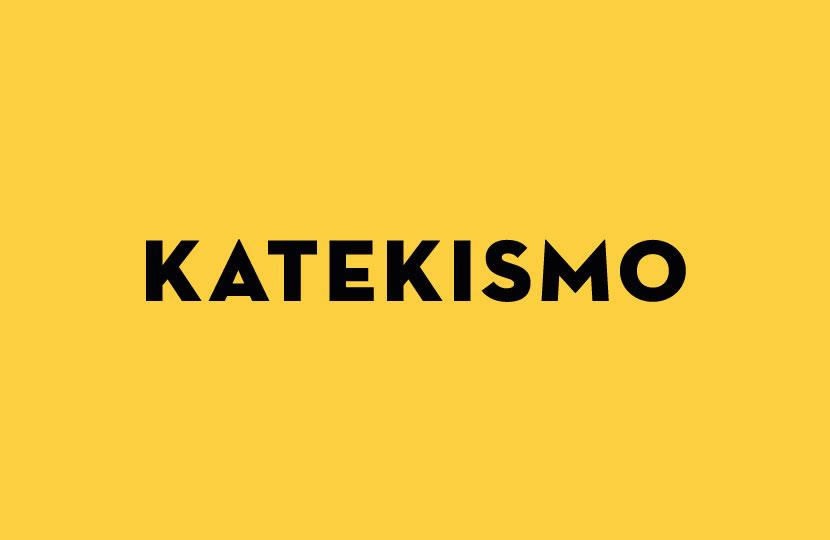 KATEKISMO
